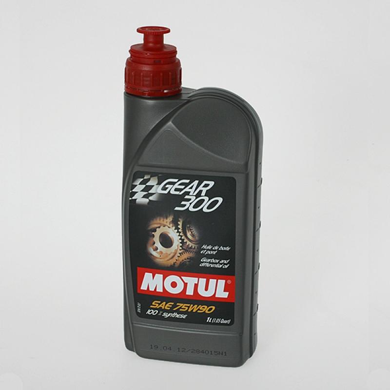 motul gear 300 75w90 1l oils chemicals skoter racing. Black Bedroom Furniture Sets. Home Design Ideas