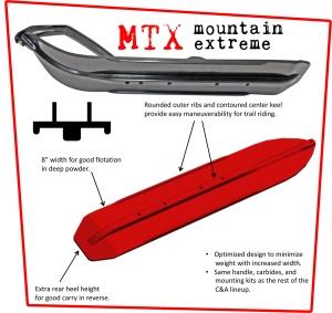 C&A Pro MTX Svart