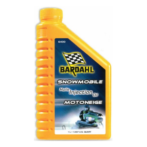 Snowmobile Injection Oil 4 Liter