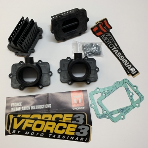 Vforce3 Reedventiler Ski-doo ZX-Chassie 600HO/700/800 2001-07
